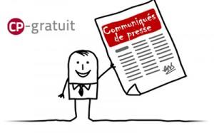 communiqué presse CP gratuit