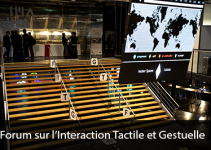 Forum sur l'Interaction Tactile et Gestuelle