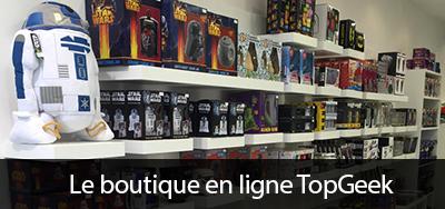 TopGeek boutique en ligne