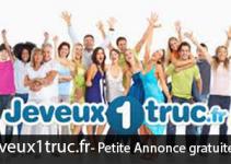 jeveux1truc.fr- Petite Annonce gratuite