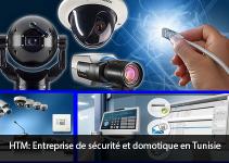 Entreprise de sécurité et domotique en Tunisie