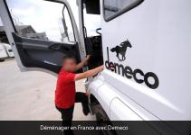Déménager en France avec Demeco
