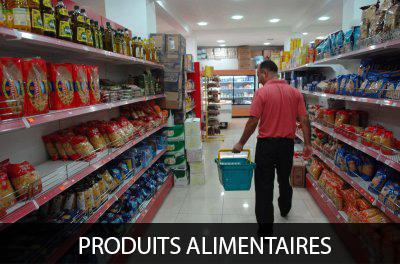 Alger Produits Alimentaires
