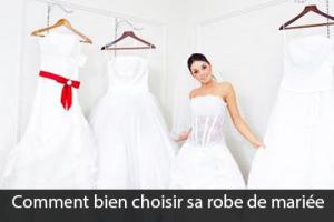 Comment bienchoisir sa robe de mariée