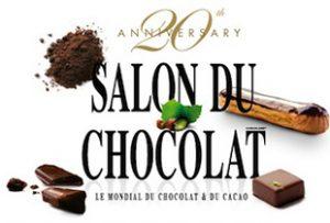 les meilleures moment du salon de chocolat