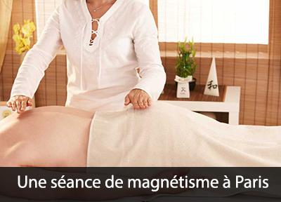 Une séance de magnétisme à Paris