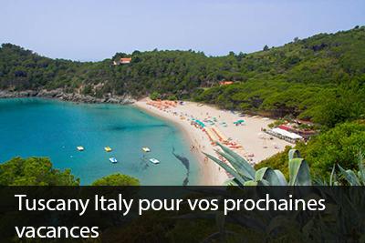 meilleur destination de vacances Tuscany-Italy