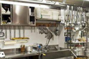 équipements professionnels de cuisine