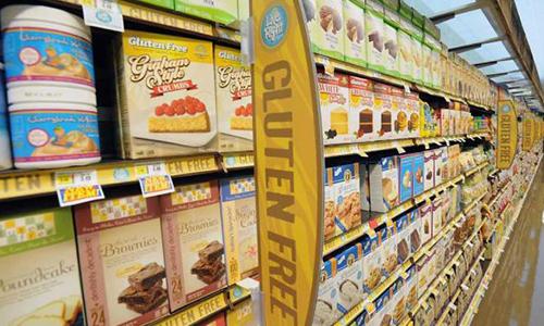 produit à vendre sans gluten