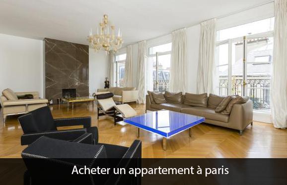 Comment r ussir l achat d 39 un appartement paris 8 - Acheter un loft a paris ...