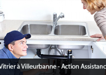 Vitrier à Vilbanne - Action Assistance