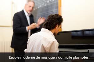 professeur musique à domicile